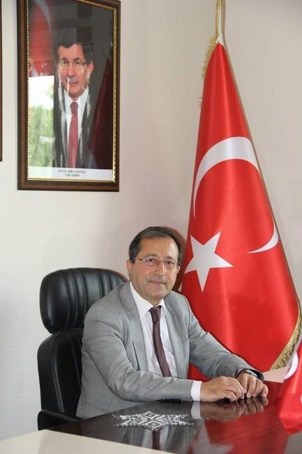 AK Parti Edremit İlçe Başkanı Halis Bayramoğulu Suruç Katliamına Kınadı