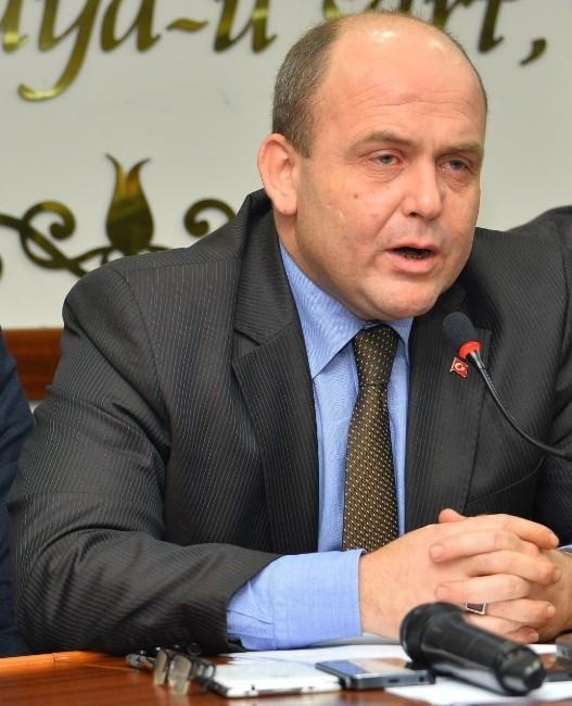 AK Partili Gürcan'dan Taziye Ve Kınama Mesajı