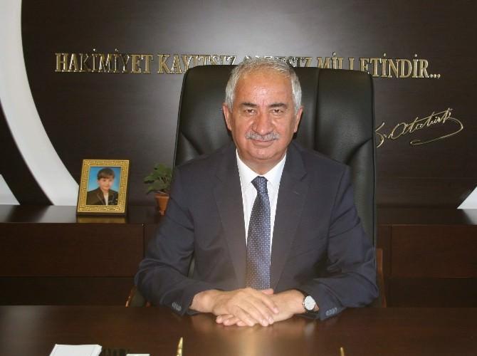 Akdağmadeni Belediye Başkanı Daştan:
