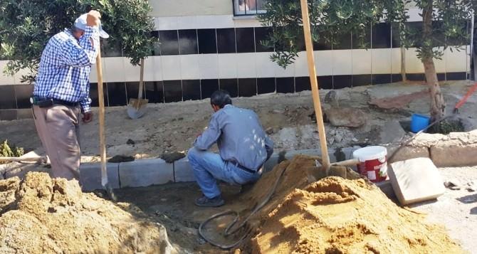 Alaşehir'de Fen İşlerinin Yoğun Mesaisi