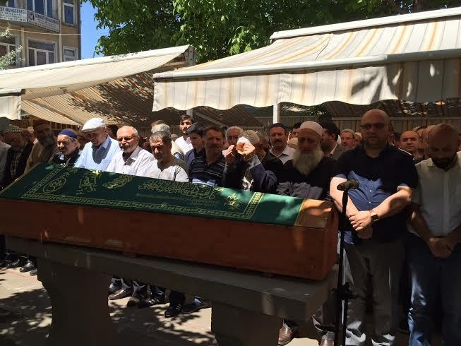 Ahmet Yavuz Son Yolculuğuna Uğurlandı