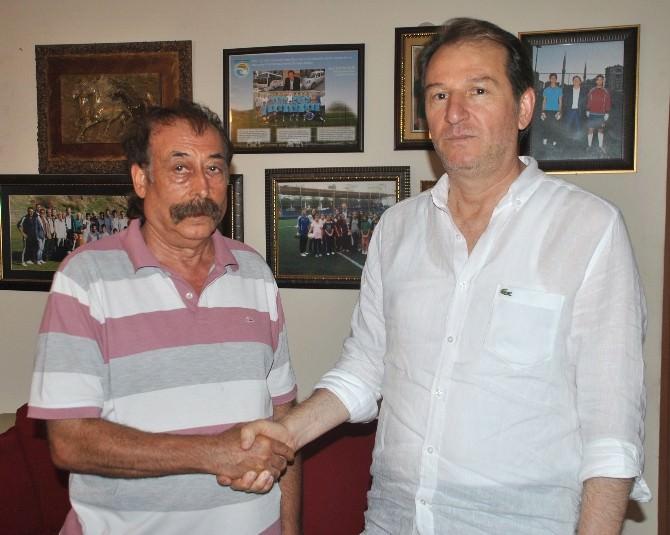 Savaş Erol Çukurova Belediyespor'da