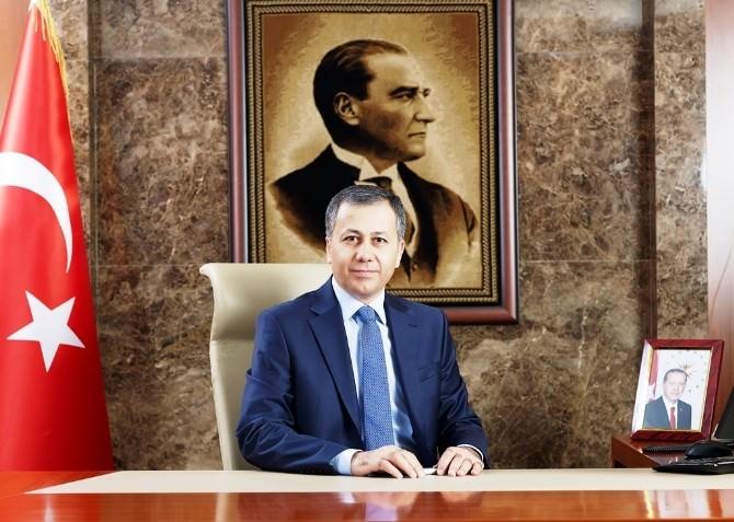 Vali Ali Yerlikaya'dan Kınama