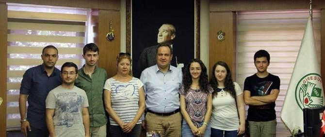 """Ankara'da Yalnız Değilsiniz """" Projesi"""