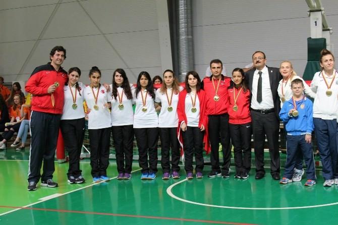 Avrupa Şampiyonasında Türkiye İmzası