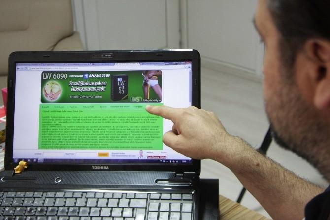 (Özel Haber) Gerçek Bitkisel Zayıflama Ürünleri İnternette Satılmıyor