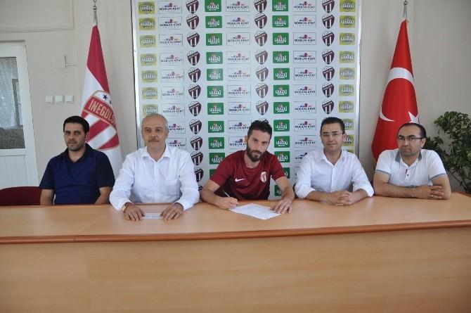 Türker Toptaş İnegölspor'da
