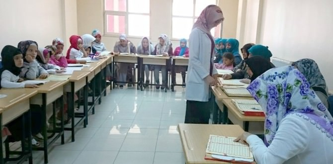 Büyükşehir'den Kur'an-ı Kerim Ve Değerler Eğitimi Kursu