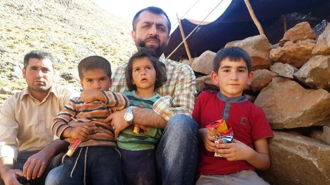 İhsan Akın, Yayladaki Vatandaşları Ziyaret Etti