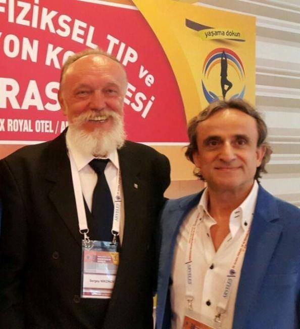 Manuel Terapiye Uluslararası Seminer