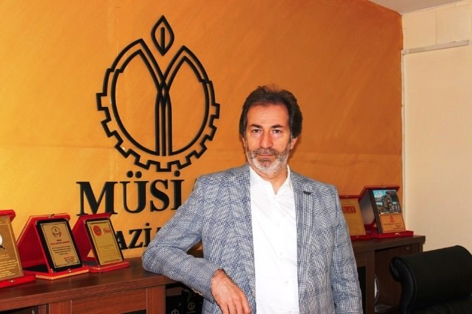 MÜSİAD Gaziantep Şube'sinden Suruç Saldırısına Kınama