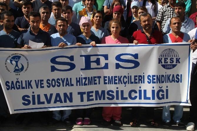 SES'ten Suruç'taki Saldırıya Kınama
