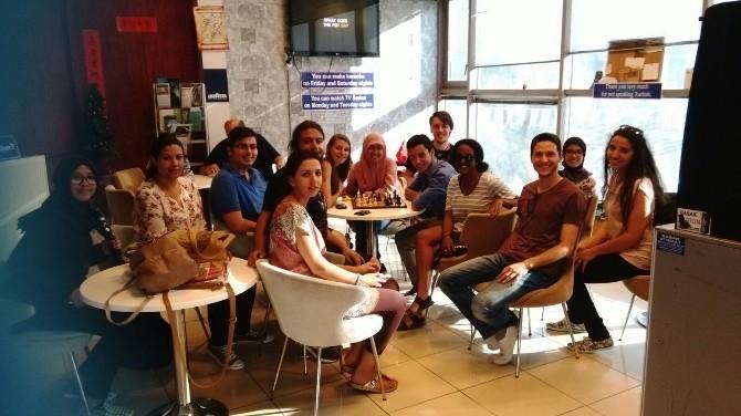 Singapurlu Nur, İzmit'e Veda Etti