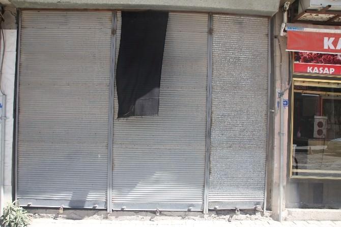 Suruç'taki Patlama Diyadin'de Kınandı