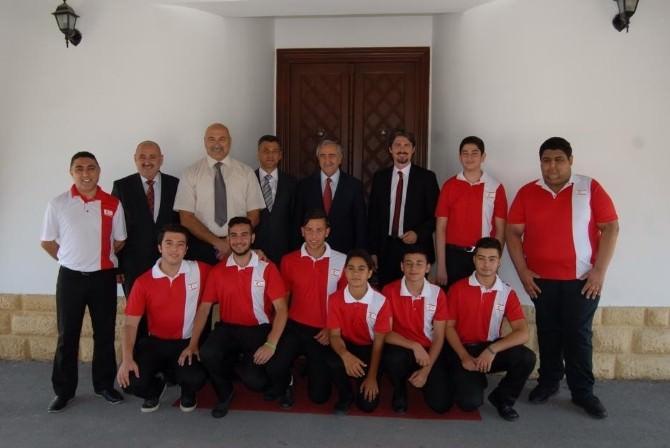Sinoplu Başkandan Cumhurbaşkanına Ziyaret
