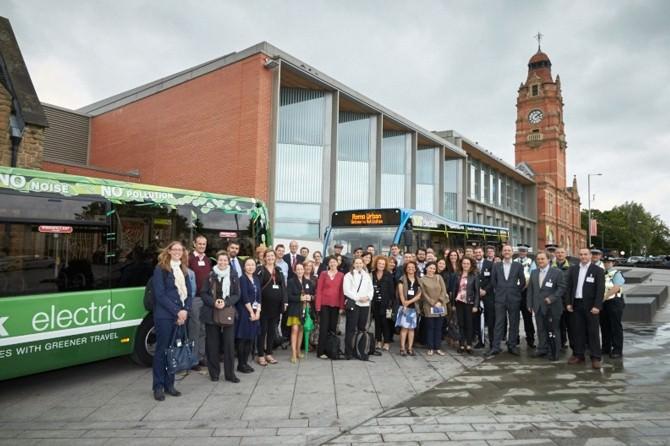 Akıllı Şehir İçin İngiltere'de Teknik Toplantı