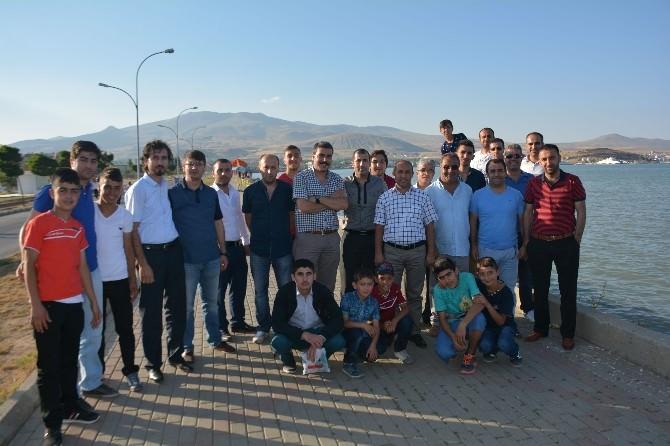 Van Gölü Aktivistleri Tatvan'da