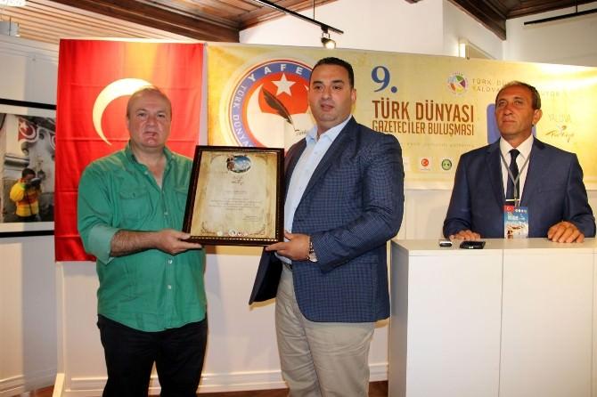 Türk Dünyası Basın Mensupları Yalova'da Buluştu
