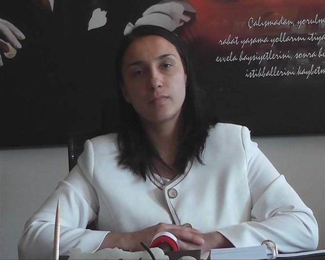 Kültür Ve Turizm Müdürü Yıldız Eraslan: