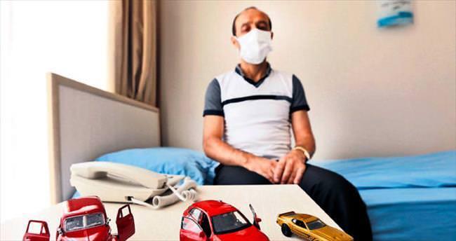 Rize'den başkente yaşam mücadelesi