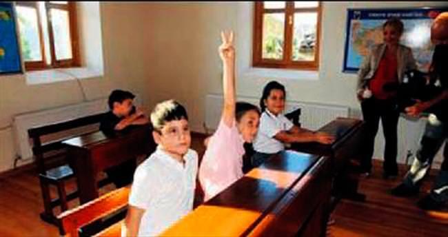 Gökçeada'da Rum okulu açılıyor