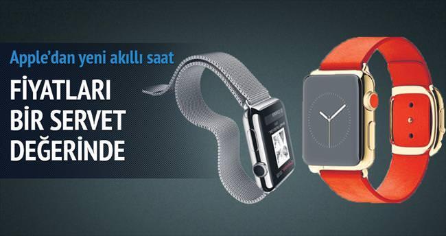 Apple'dan 56 bin TL'ye akıllı saat