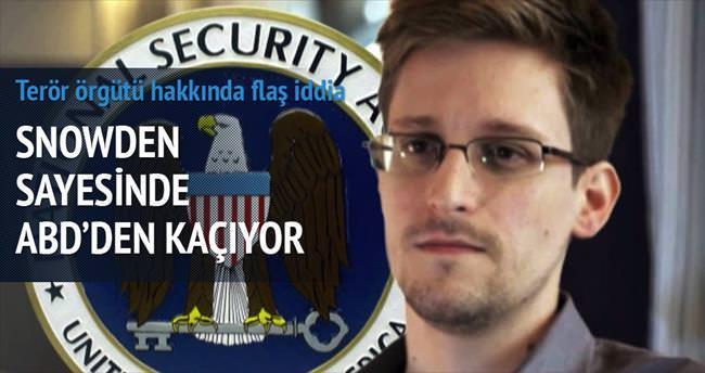 'DAEŞ, Snowden sayesinde ABD istihbaratından kaçıyor'