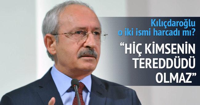 Kılıçdaroğlu son noktayı koydu: İhraç ederiz