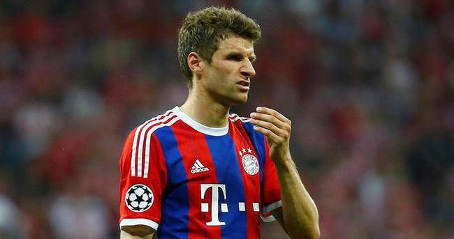 Thomas Müller için 100 milyon euro