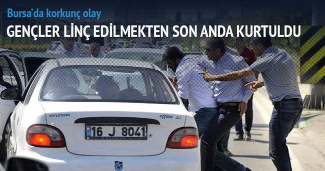 Bursa'da ortalık karıştı, linç edeceklerdi!