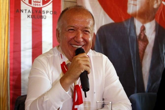 ETO'o Antalyaspor'u Dünyaya Tanıttı