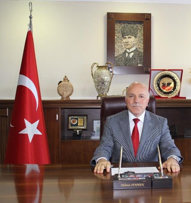 Başkan Sekmen, Terör Saldırılarını Kınadı