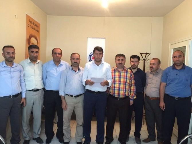 Bitlis'teki STK'lardan Ortak Açıklama