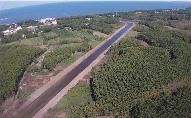Bafra Ve Çarşamba Ovası Sulama Projelerinde Sona Doğru