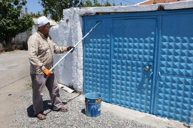 Eski Köy Evlerine Büyükşehir Eli Değdi
