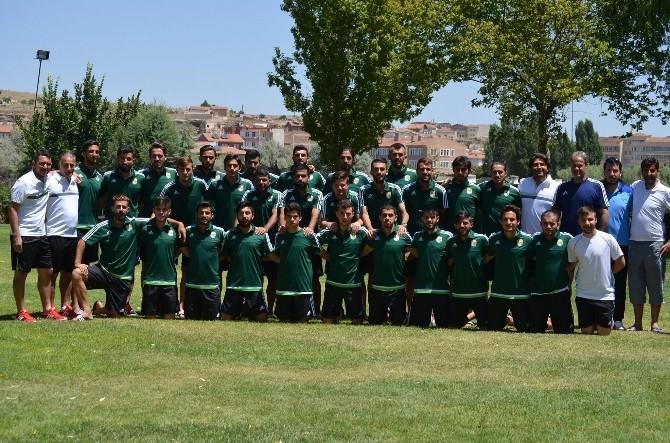 Erzin Belediye Spor'da 12 Transfer