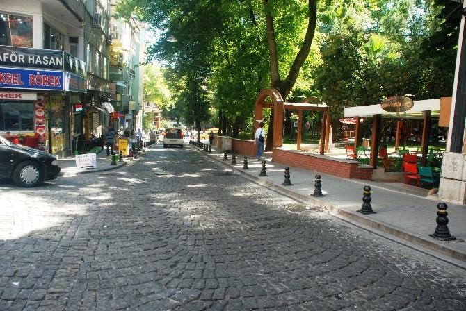 Eski Hamam Sokak 'Ta Parke Çalışması Yapılacak