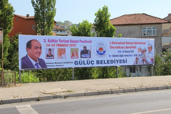 Gülüç Belediyesi Festival Etkinliklerini Erteledi