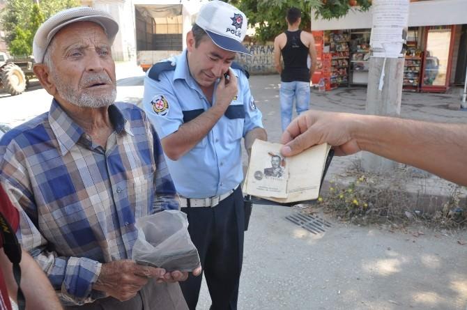 47 Yıllık Ehliyetname İle Polisleri Şaşkına Çevirdi