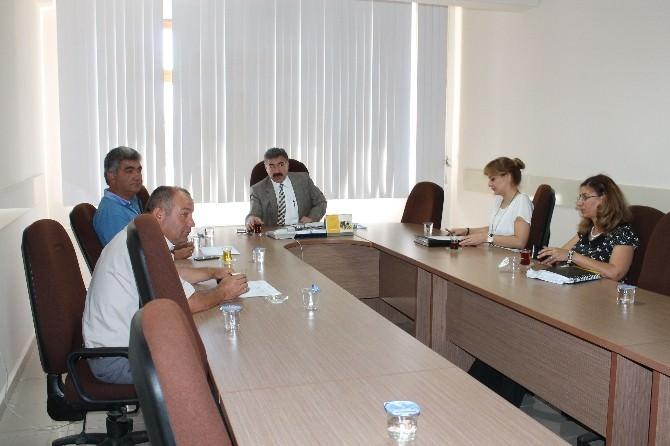 Niğde'de İl Encümen Toplantısı Yapıldı