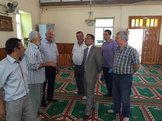 Tarihi Camiye Büyükşehir Desteği