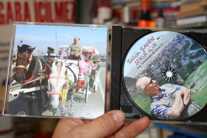 Kars Türküleri Albümünün Yapımcılığını Da Kendisi Yaptı