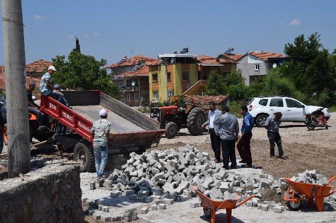 Sındırgı Belediyesi'nden Çevre Düzenlemesi