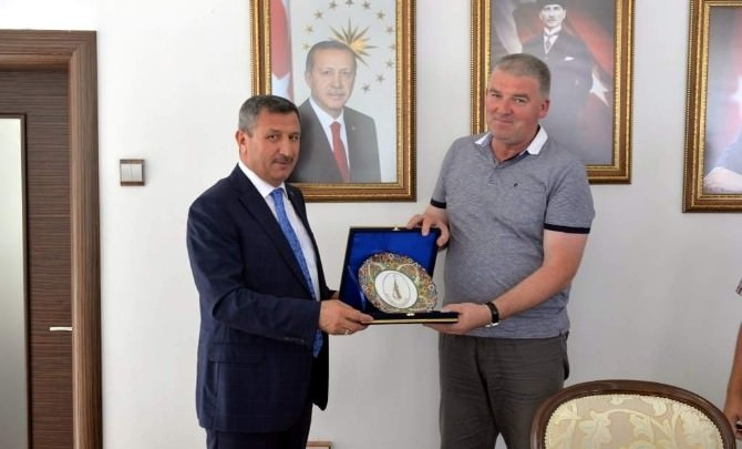 Tesanj Başimamı Fuad Ömerbasic: Kütahya Camisi İçin, Kütahya Halkına Minnettarız