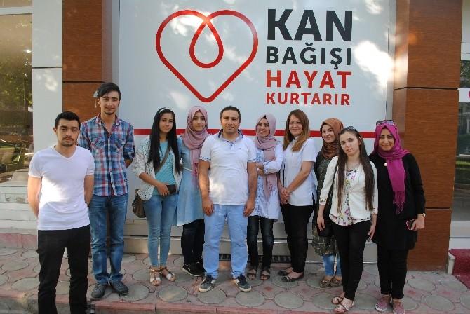 Tgk'dan 'Kan Candır' Kampanyası