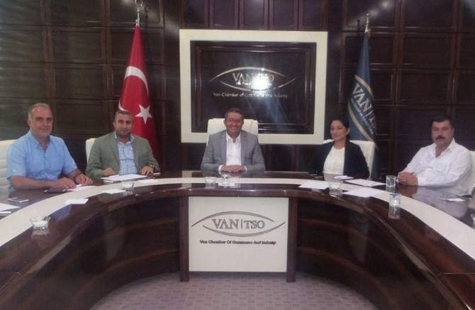 Köroğlu'ndan STK'lara Ziyaret