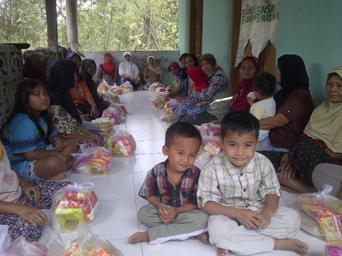 Manisalıların Yardımları Endonezyalılara Ulaştı