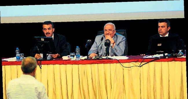 CHP'li Tarhan'a rüşvet suçlaması