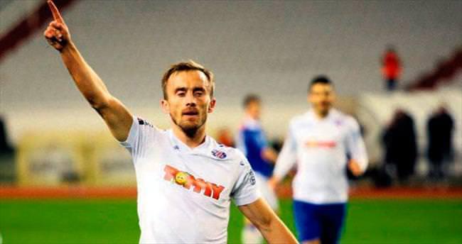 Osmanlıspor'a Boşnak futbolcu