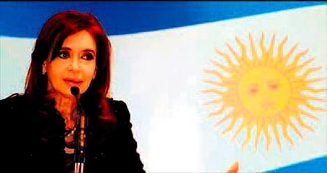 Arjantin Almanya'yı İran için eleştirdi